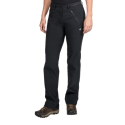 Craghoppers Kiwi Pro Stretch Trouser Pants - UPF 40+ (For Women) in Black