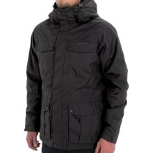Craghoppers Kiwi Thermic Jacket - Waterproof, Insulated (For Men) in Black - Closeouts