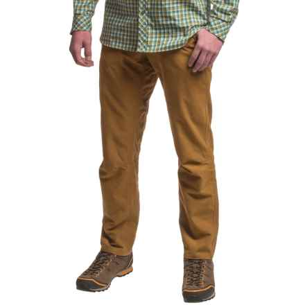 Craghoppers Kiwi Trek Pants - UPF 40+ (For Men) in Dirty Olive - Closeouts