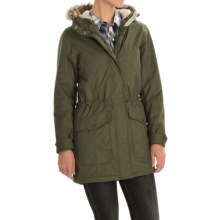 Craghoppers Kyle AquaDry® Parka - Waterproof, Insulated (For Women) in Evergreen - Closeouts