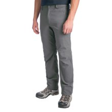 Craghoppers Linton Trouser Pants - UPF 40+ (For Men) in Granite - Closeouts