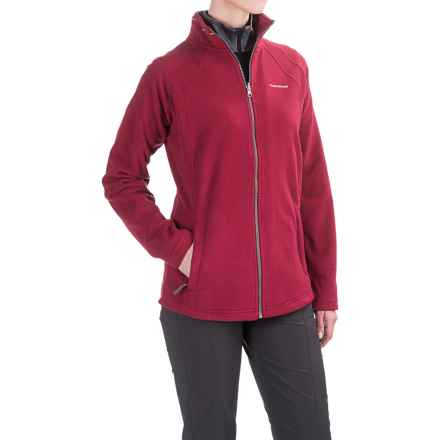 Craghoppers Madigan Interactive Jacket (For Women) in Dark Cerise - Closeouts