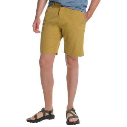 Craghoppers Mathis Shorts (For Men) in Light Olive - Closeouts