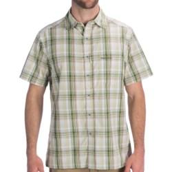 Craghoppers Milagro Shirt - Short Sleeve (For Men) in Faded Indigo