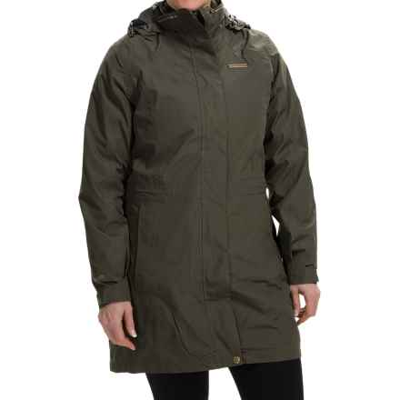 Craghoppers Milford 3-in-1 Jacket - Waterproof, Insulated (For Women) in Mid Khaki/Mid Khaki - Closeouts