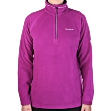 Craghoppers Miska II Microfleece Shirt - Long Sleeve (For Women) in Brightmagent - Closeouts