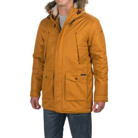 Craghoppers Nat Geo Argyle Parka - Waterproof (For Men) in Spiced Coppr - Closeouts