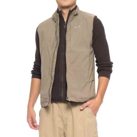 Craghoppers Nat Geo NosiLife® Davenport Vest - UPF 50+, RFID (For Men) in Pebble - Closeouts