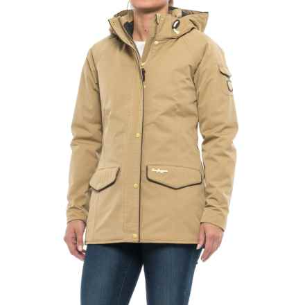 Craghoppers NatGeo 250 Jacket - Waterproof, Insulated (For Women) in Camel - Closeouts
