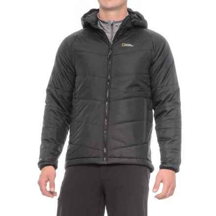 Craghoppers NatGeo Comlite Jacket - Insulated (For Men) in Black - Closeouts