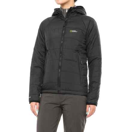Craghoppers NatGeo Comlite Jacket - Insulated (For Women) in Black - Closeouts