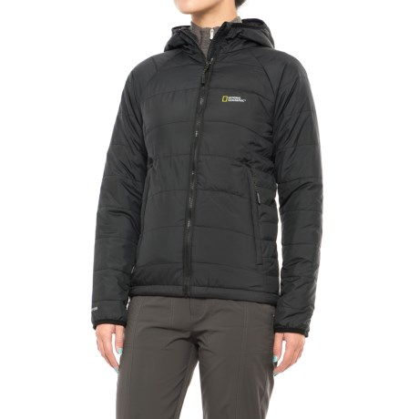 Craghoppers NatGeo Comlite Jacket - Insulated (For Women) in Black