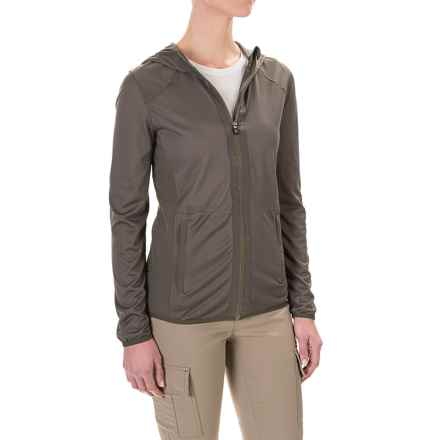 Craghoppers NatGeo® Insect Shield® NosiLife® Asmina Jacket - UPF 40+ (For Women) in Litchen Green - Closeouts