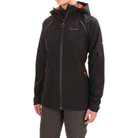 Craghoppers NatGeo Olivia Pro Jacket - Waterproof, Hooded (For Women) in Black - Closeouts