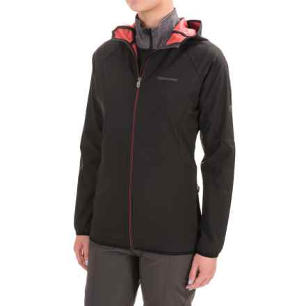 Craghoppers NatGeo ProLite Jacket - Waterproof, Hooded (For Women) in Black - Closeouts