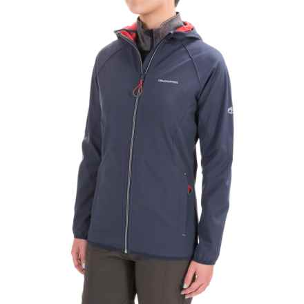 Craghoppers NatGeo ProLite Jacket - Waterproof, Hooded (For Women) in Soft Navy - Closeouts
