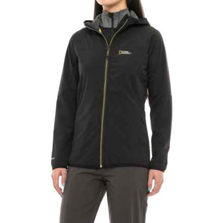 Craghoppers NatGeo ProLite Soft Shell Jacket - Waterproof (For Women) in Black - Closeouts