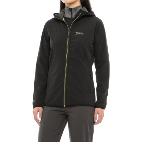 Craghoppers NatGeo ProLite Soft Shell Jacket - Waterproof (For Women) in Black