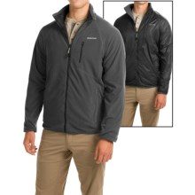 Craghoppers Nester Reversible Jacket (For Men) in Black Pepper/Black - Closeouts