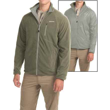 Craghoppers Nester Reversible Jacket (For Men) in Olive Drab/Quarry Gray - Closeouts