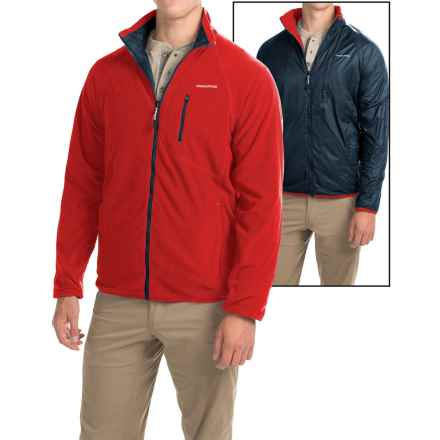 Craghoppers Nester Reversible Jacket (For Men) in Red/Royal Navy - Closeouts