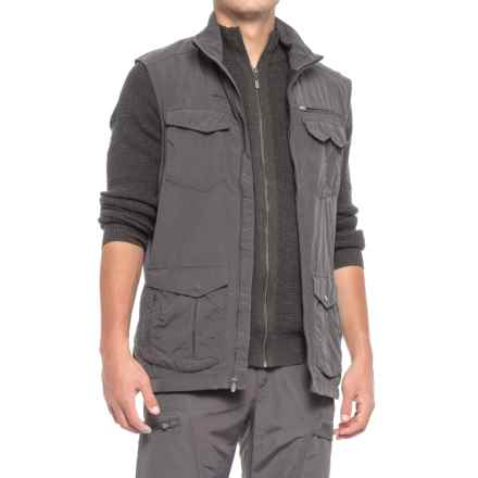Craghoppers NosiLife® Adventure Vest (For Men) in Black Pepper - Closeouts