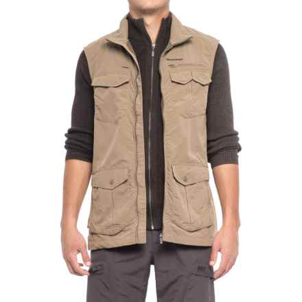 Craghoppers NosiLife® Adventure Vest (For Men) in Pebble - Closeouts
