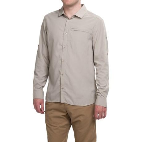 Craghoppers NosiLife Belay Shirt UPF 40+, Long Sleeve (For Men)
