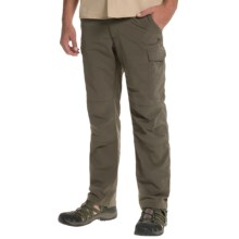 Craghoppers NosiLife Cargo Pants - UPF 40+, Insect Shield® (For Men) in Olive Drab - Closeouts