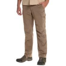 Craghoppers NosiLife Cargo Pants - UPF 40+, Insect Shield® (For Men) in Pebble - Closeouts
