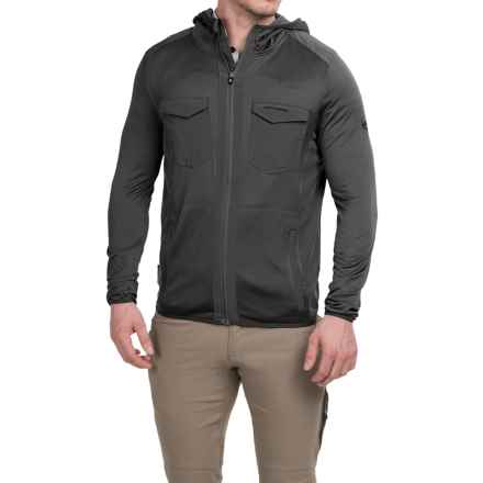 Craghoppers NosiLife Chima Jacket (For Men) in Black Pepper - Closeouts