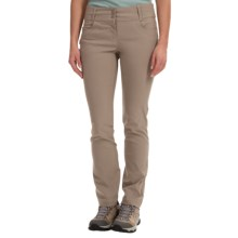 Craghoppers NosiLife Clara Cig Pants - UPF 40+ (For Women) in Mushroom - Closeouts