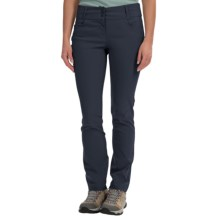 Craghoppers NosiLife Clara Cig Pants - UPF 40+ (For Women) in Navy Blue - Closeouts
