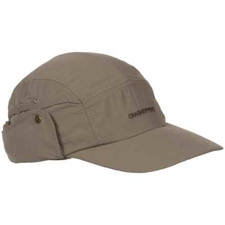 Craghoppers NosiLife® Desert Hat (For Men) in Pebble - Closeouts