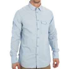 Craghoppers NosiLife Explorer Trek Shirt - UPF 40+, Long Sleeve (For Men) in Blue Mist - Closeouts