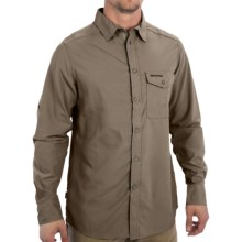 Craghoppers NosiLife Explorer Trek Shirt - UPF 40+, Long Sleeve (For Men) in Dusky Green - Closeouts