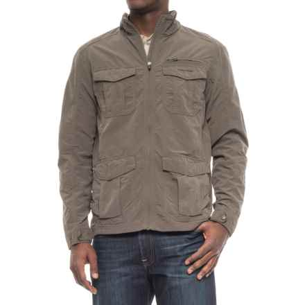 Craghoppers NosiLife® Havana Jacket - UPF 40+ (For Men) in Olive Drab - Closeouts
