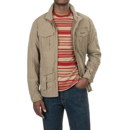 Craghoppers NosiLife® Havana Jacket - UPF 40+ (For Men) in Pebble - Closeouts