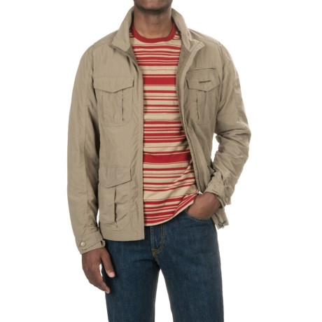 Craghoppers NosiLife® Havana Jacket - UPF 40+ (For Men) in Pebble