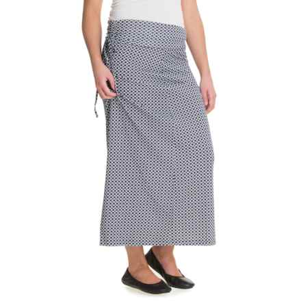 Craghoppers NosiLife® Insect Shield® Aurora Skirt to Dress (For Women) in Soft Navy Combo - Closeouts