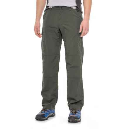 Craghoppers NosiLife® Insect Shield® Cargo Trousers - UPF 40+ (For Men) in Bark - Closeouts