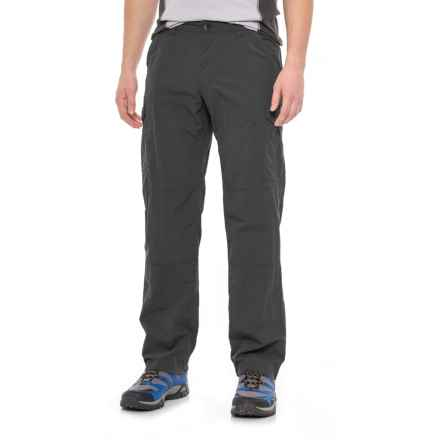 Craghoppers NosiLife® Insect Shield® Cargo Trousers - UPF 40+ (For Men) in Black Pepper - Closeouts