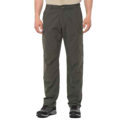Craghoppers NosiLife® Insect Shield® Cargo Trousers - UPF 40+ (For Men) in Dark Khaki - Closeouts