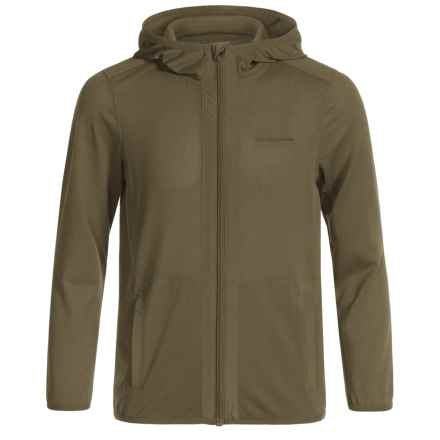 Craghoppers NosiLife® Insect Shield® Jacket - Hooded (For Kids) in Dark Moss - Closeouts
