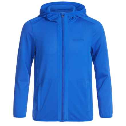 Craghoppers NosiLife® Insect Shield® Jacket - Hooded (For Kids) in Sport Blue - Closeouts