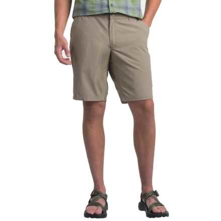 Craghoppers NosiLife® Insect Shield® Mercier Shorts - UPF 50+ (For Men) in Pebble - Closeouts