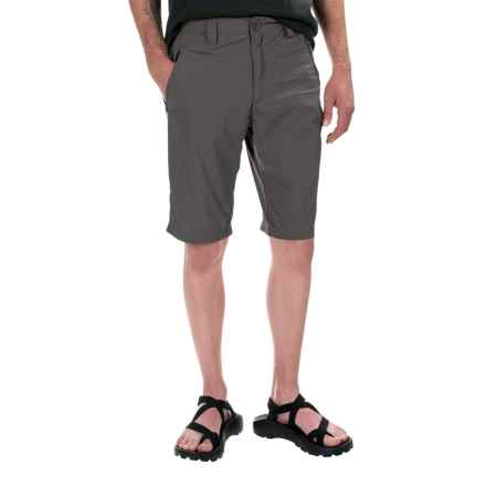Craghoppers NosiLife® Insect Shield® Pro Lite Shorts - UPF 40+ (For Men) in Dark Lead - Closeouts