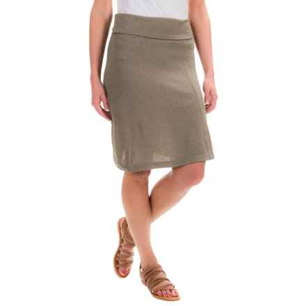 Craghoppers NosiLife® Insect Shield® Tafari Skirt - UPF 40+ (For Women) in Litchengreen - Closeouts