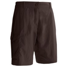 Craghoppers NosiLife Shorts - UPF 40+ (For Women) in Cocoa - Closeouts