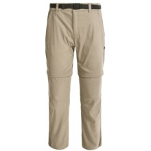 Craghoppers NosiLife Stretch Convertible Pants - UPF 40+, Insect Shield® (For Men) in Pebble - Closeouts